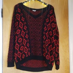 Oversized Knit Sweater Urban Outfitters Size S